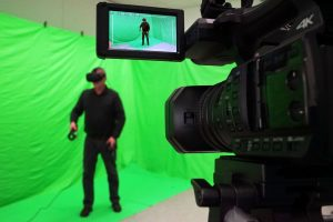 Virtual Reality - Green Box Screening